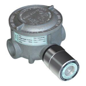 EV-SGC10-A - RIVELATORE DI GAS PER AMMONIACA ATEX