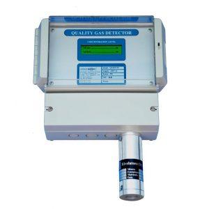 QGD20-CO2 RIVELATORE OTTICO IR DI GAS PER ANIDRIDE CARBONICA - CO2 - ALTA SENSIBILITÀ - 05.000 PPM